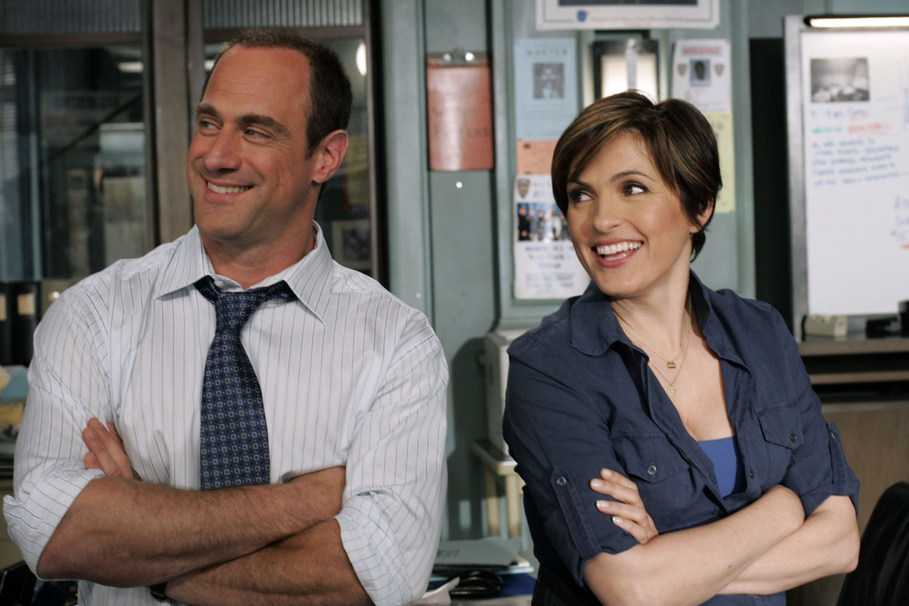 Christopher Meloni torna in
