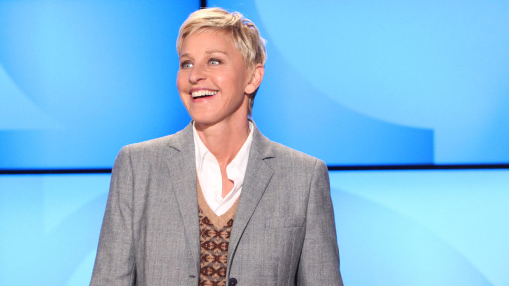 Tutti contro Ellen DeGeneres