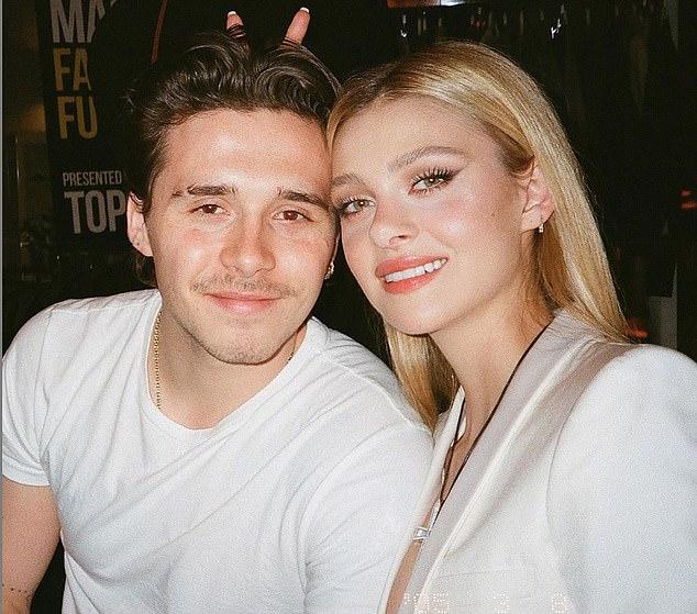 Brooklyn Beckham sposerà Nicola Peltz