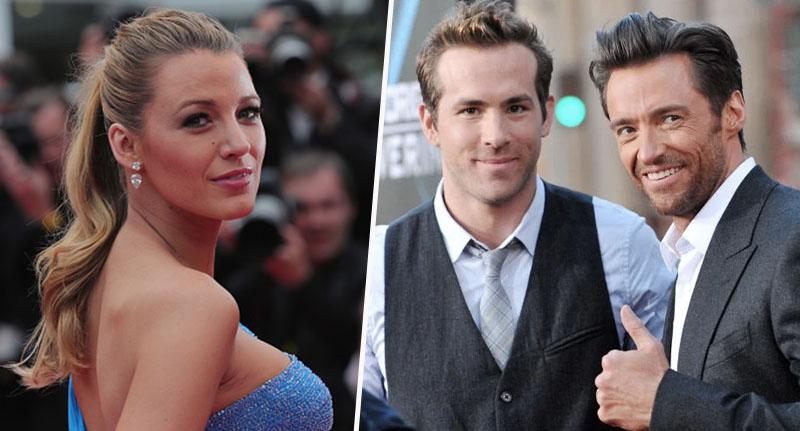 Continua la faida tra Hugh Jackman e Ryan Reynolds, ed entra in gioco anche Blake Lively!