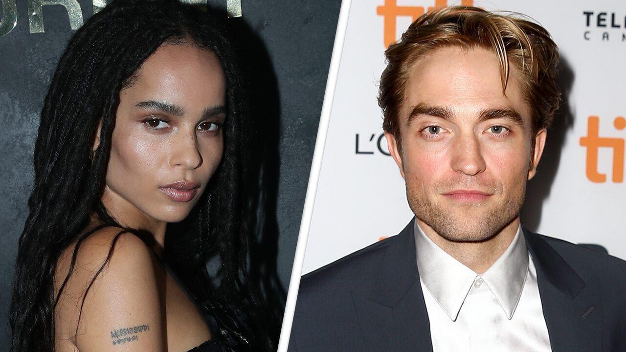 Zoe Kravitz parla di Robert Pattinson