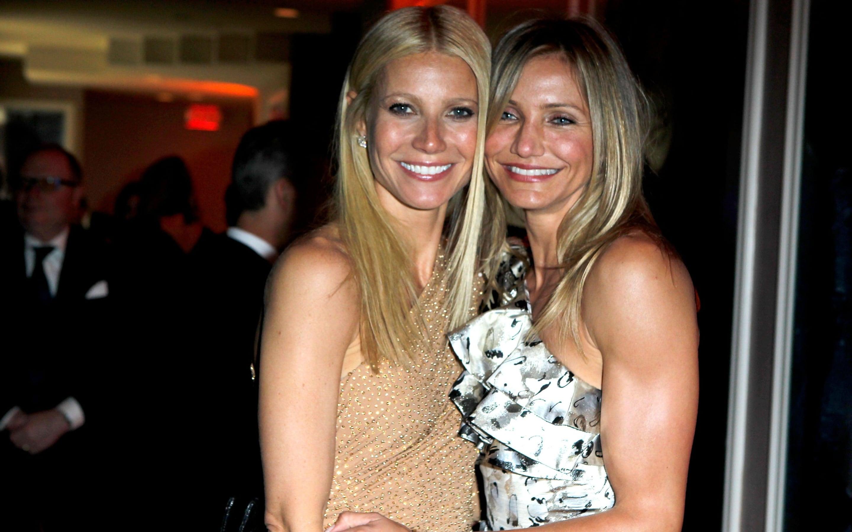 "Cameron Diaz a Gwyneth Paltrow ""Grazie a te sono diventata mamma!�"