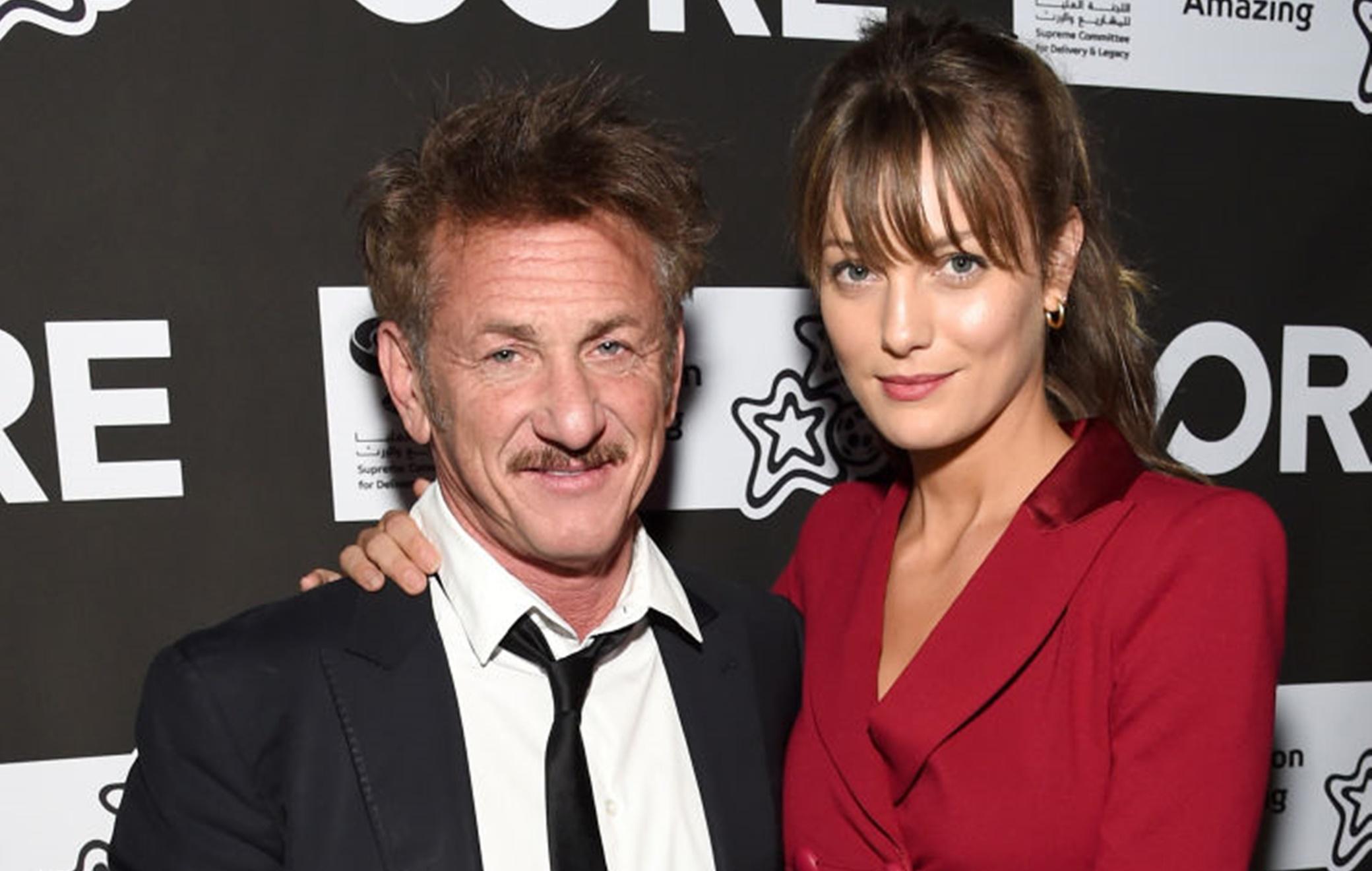 Sean Penn ha sposato Leila George di 31 anni più giovane di lui