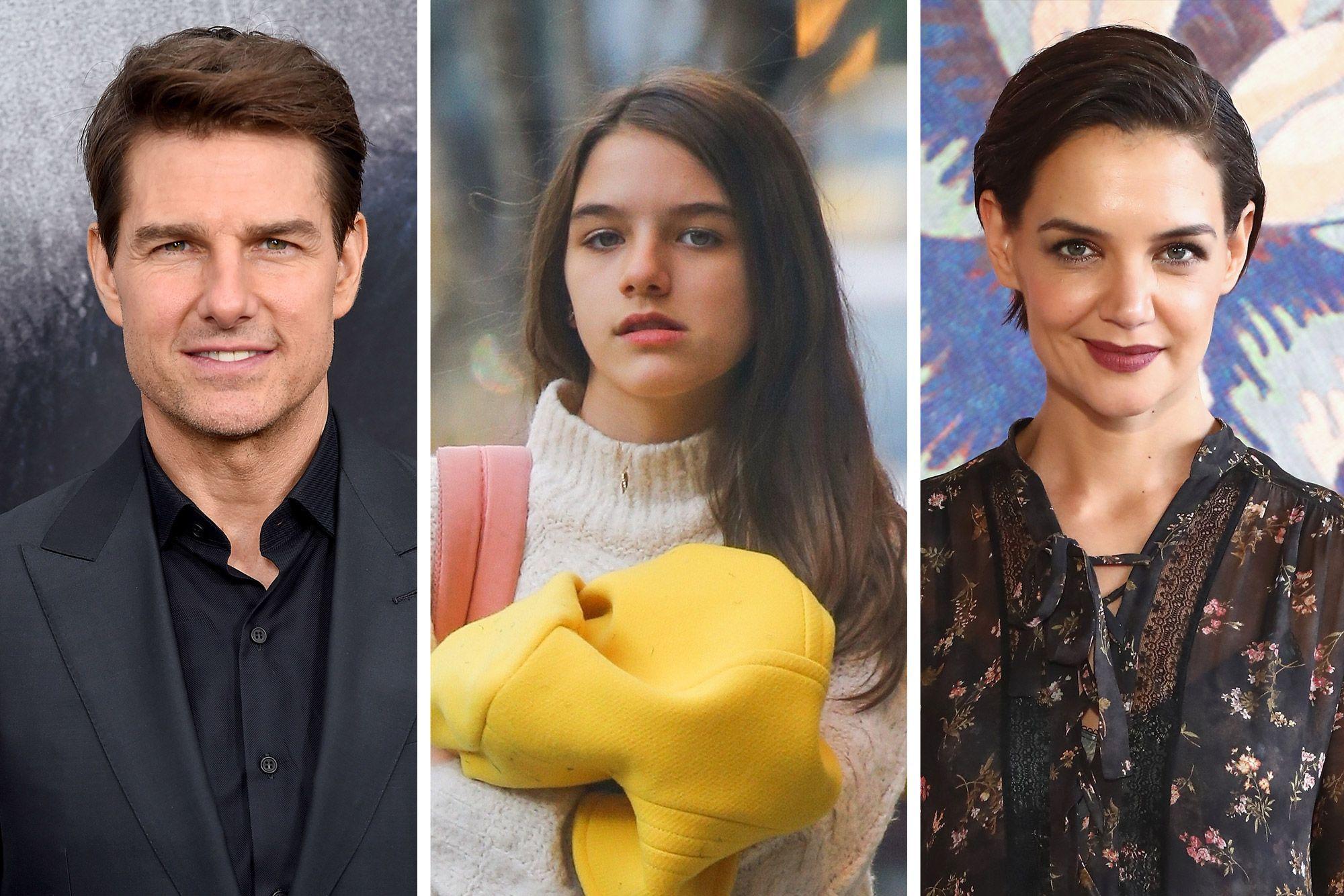 """Leah Remini contro Tom Cruise """"Sta solo aspettando che Suri cresca per..�"""