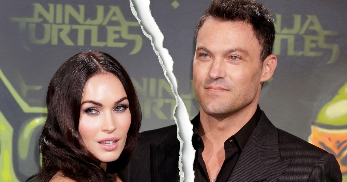 Megan Fox chiede ufficialmente il divorzio da Brian Austin Green