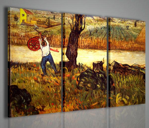 Quadri Moderni-Quadri Pittori Famosi-Vincent Van Gogh II