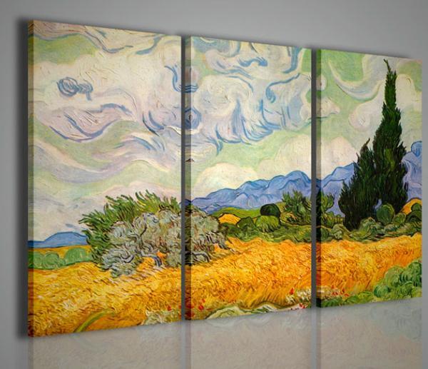 Quadri Moderni-Quadri Pittori Famosi-VincentVan Gogh V