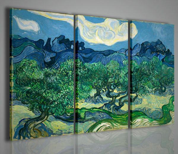 Quadri Moderni-Quadri Pittori Famosi-Vincent Van Gogh III