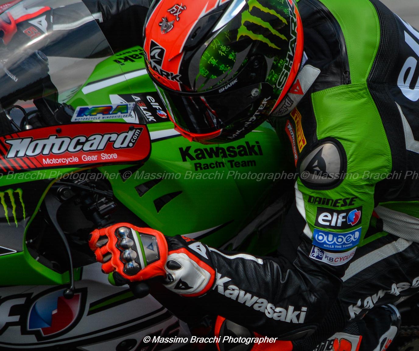 SBK GALLERY - Green power: la Kawasaki moto da battere, non una mission impossible ma certamente non sarà facile togliere a Rea  il primato.