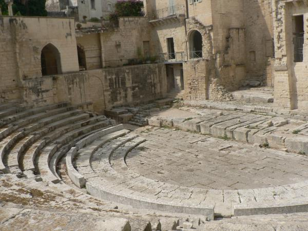 Teatro Romano - Lecce