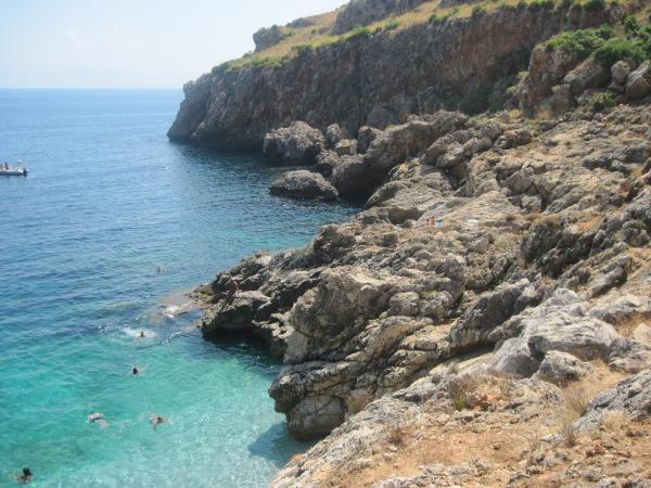 San Vito lo Capo la costa