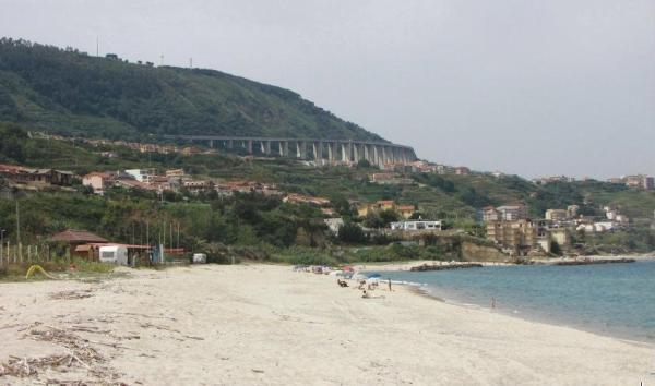 Spiaggia della marinella Pizzo