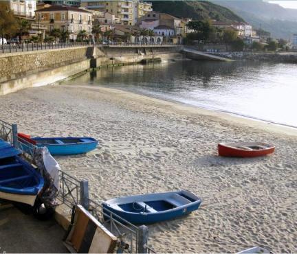 Spiaggia di Pizzo 'La Marina'
