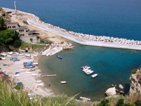 Spiaggia di Pizzo 'A Seggiola'