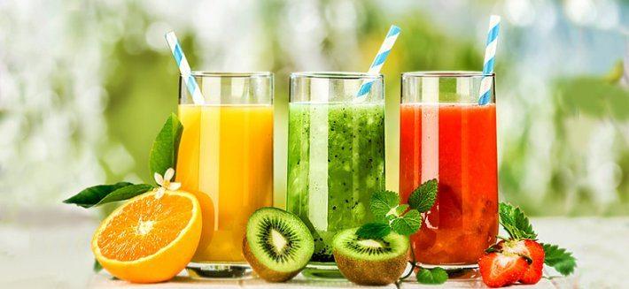 Le bevande naturali più rinfrescanti