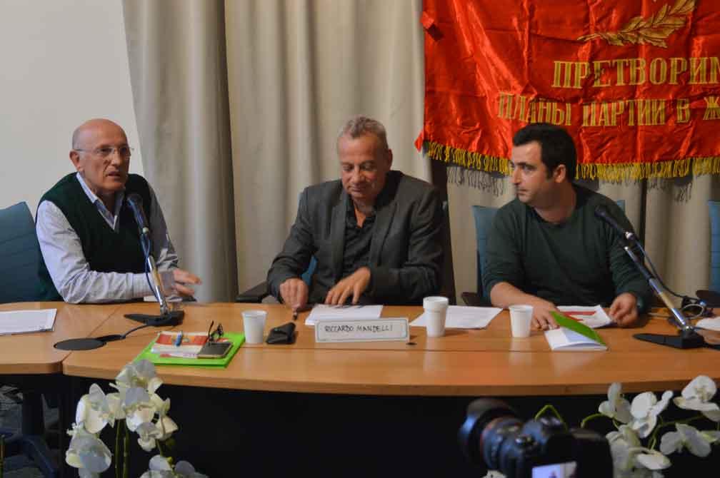 Cento anni della Rivoluzione bolscevica