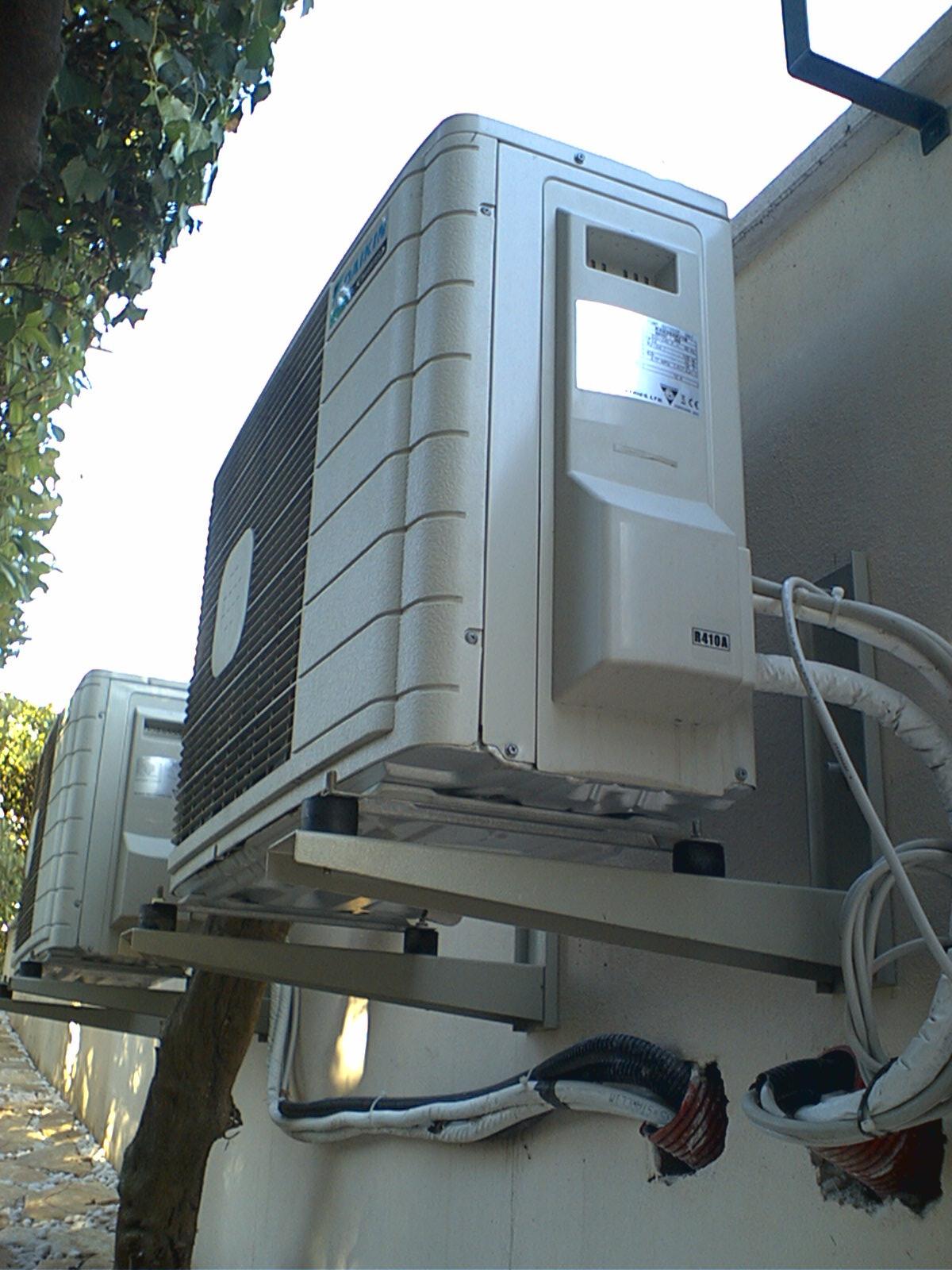 Come Installare Un Condizionatore : Installazione e manutenzione impianti di condizionamento