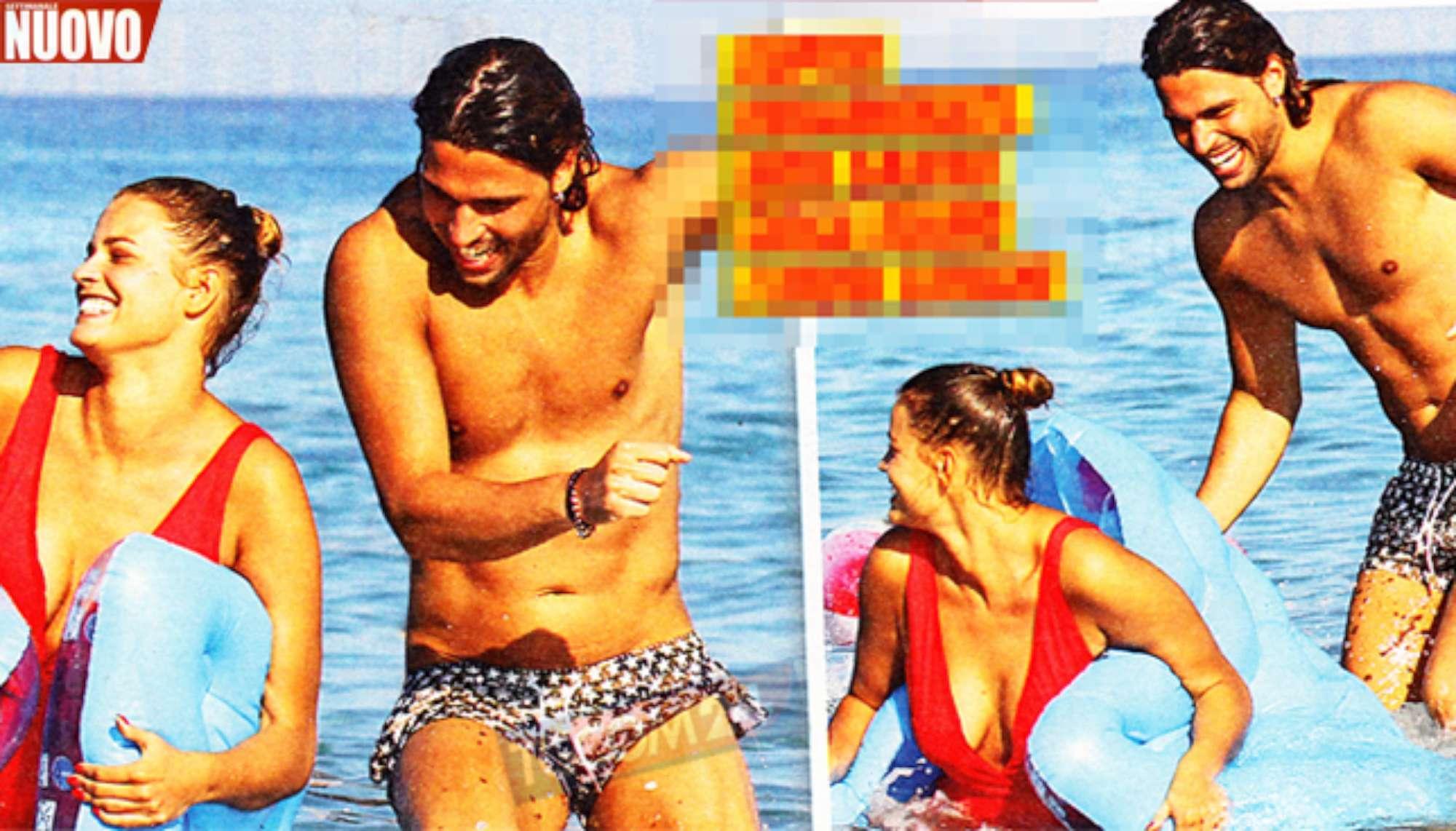 Luca Onestini, estate d'amore con Ivana: