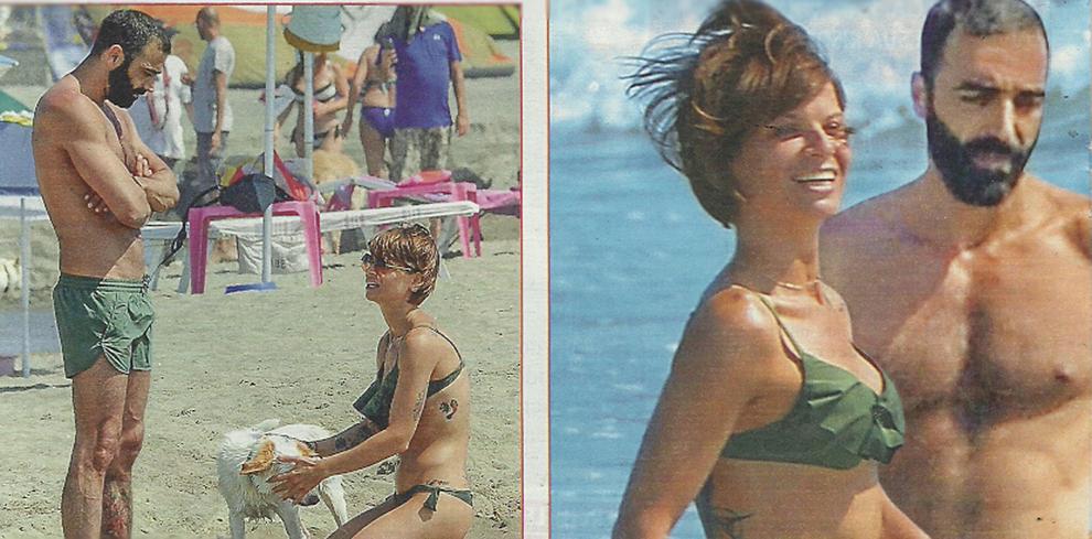 Alessandra Amoroso, al mare col fidanzato Stefano Settepani: «Pronti alle nozze, ma lei è scaramantica...»