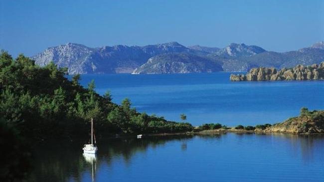 Bodrum: paradiso blu della Turchia