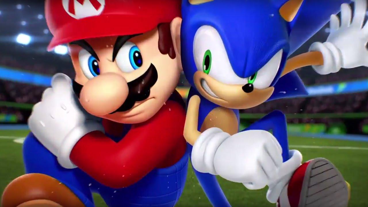 Mario & Sonic ai giochi olimpici di Rio 2016, da oggi disponibile in Italia!