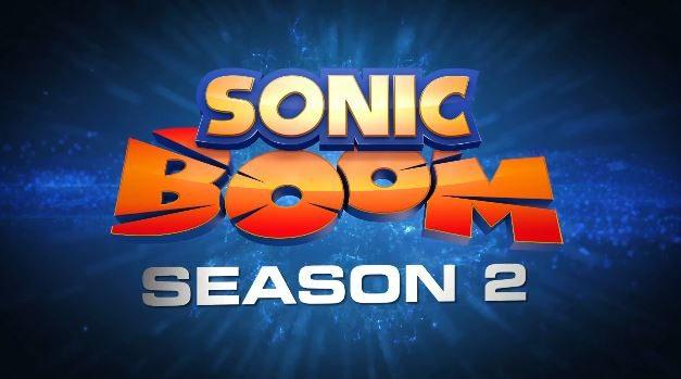 Sonic Boom, ecco il trailer della seconda stagione!
