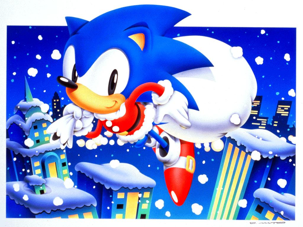 Buon Natale da Sonic Team Blog: ecco il nostro regalo!