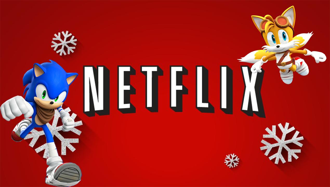 Sonic Boom, disponibile lo show su Netflix!