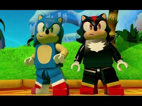 Sonic si mostra in un nuovo trailer di LEGO Dimensions!