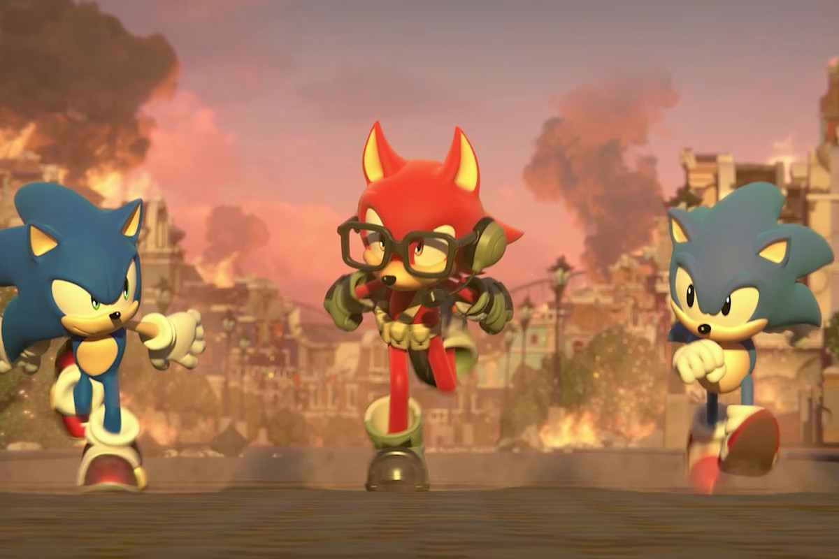 Sonic Forces, svelato il terzo personaggio!