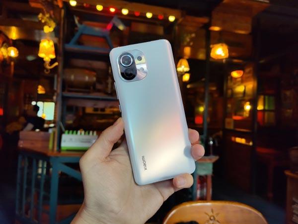Top di gamma Xiaomi Mi 11 5G smartphone