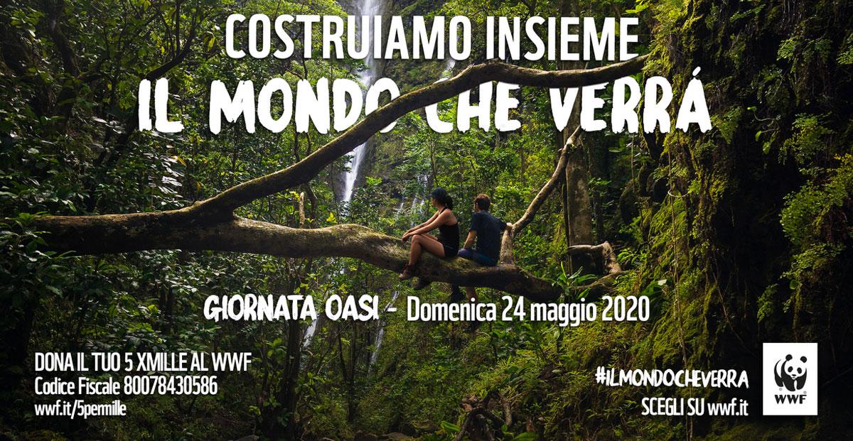 AMBIENTE: DA OGGI RIAPRONO LE OASI DEL WWF