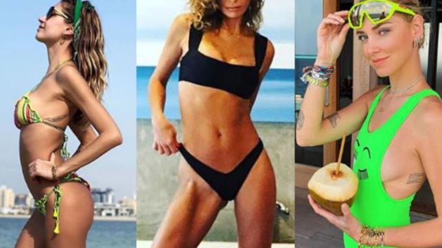 Bikini fuori stagione, dove svernano le star
