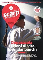 Da domenica 2 agosto è in vendita il nuovo numero di Scarp de' tenis.