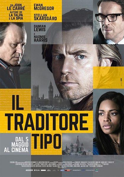 film  -  IL TRADITORE TIPO di Susanna White