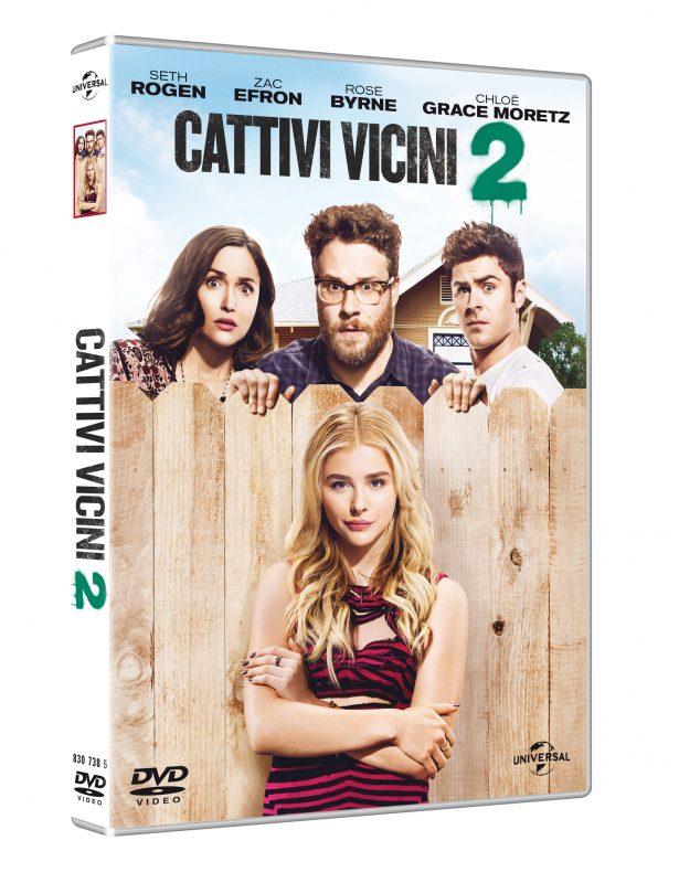 CATTIVI VICINI 2 IN  DVD