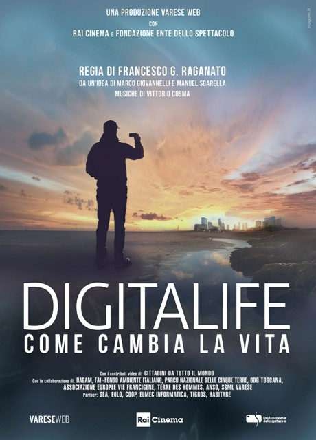 Tour nazionale nei cinema per il film Digitalife