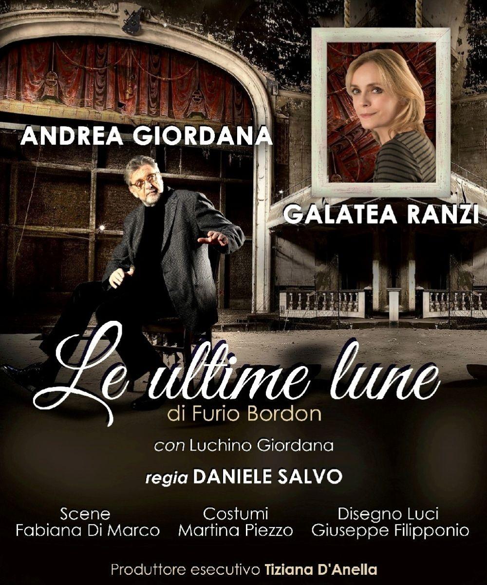 LE ULTIME LUNE AL Al Teatro Carcano di Milano