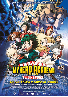 My Hero Academia – The Movie | Two Heroes