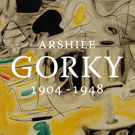 ARSHILE GORKY 1904 – 1948 -  Ca' Pesaro Venezia - 9 maggio – 22 settembre 2019