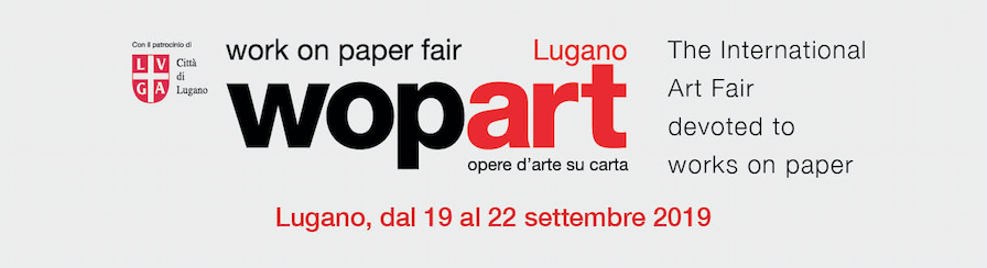 WopArt Work on Paper Fair