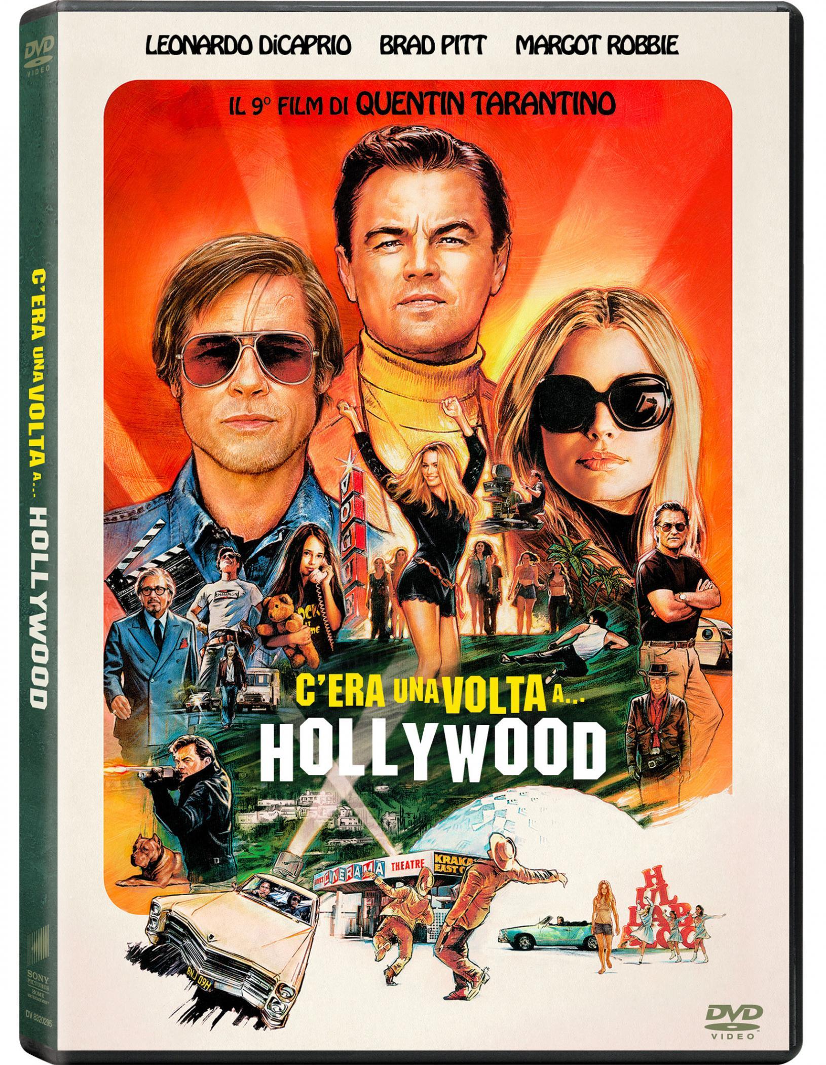 C'era una volta a…Hollywood  in In Dvd, Blu-ray, Steelbook 4k Ultra HD  Digital HD