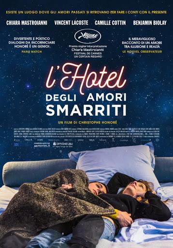 L'HOTEL DEGLI AMORI SMARRITI  DAL 25 MAGGIO DISPONIBILE  SULLE PRINCIPALI PIATTAFORME ONLINE