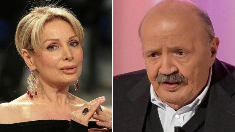Maurizio Costanzo, contro Marta Flavi: «Con le donne sono stato fortunato. Ma lei…»