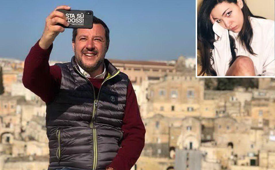 Salvini in love? Spunta la figlia di Denis Verdini