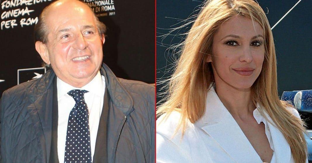 Giancarlo Magalli contro Adriana Volpe da Massimo Giletti: «Non parlo con le bestie». E lei non ci sta