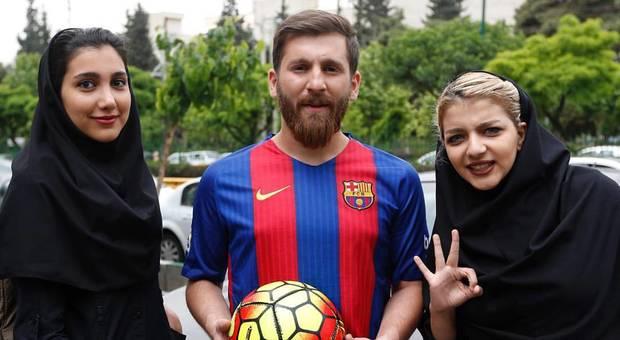 «Denunciato il finto Messi: ha fatto sesso con 23 donne». Ma lui smentisce
