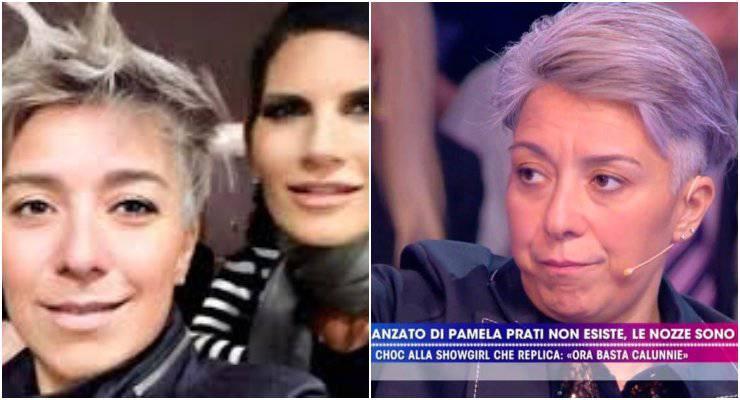 Pamela Perricciolo a Non è la D'Urso accusa tutti: «Pamela Prati tanto santa non è, le ho retto il gioco ma lo sapevano tutti»