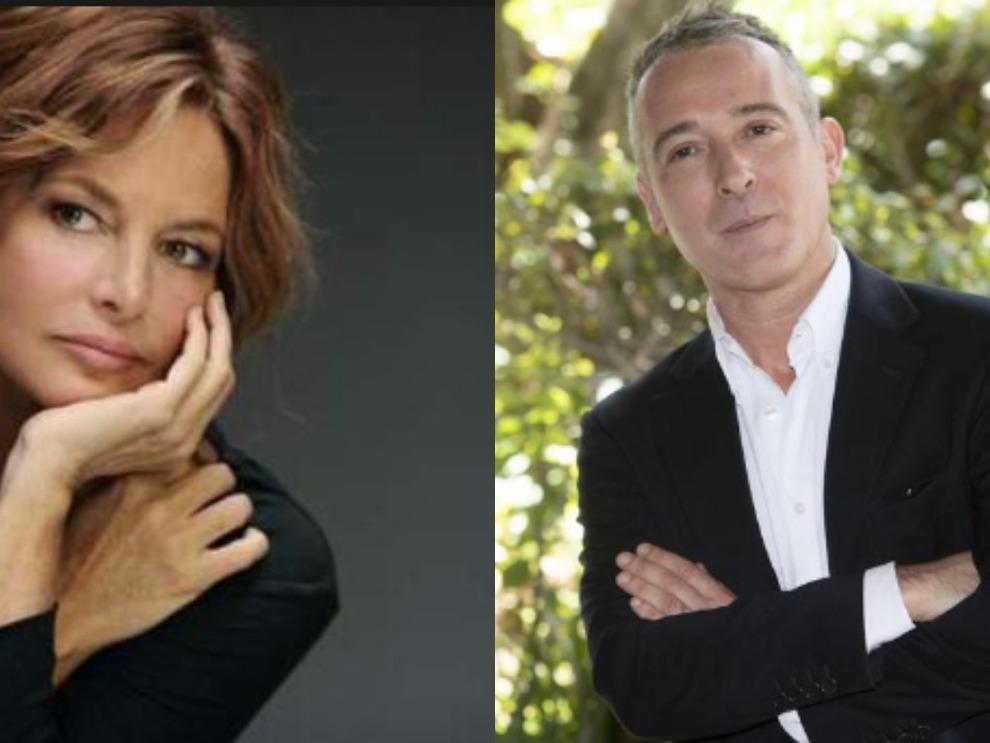 Io e Te, Giuliana De Sio rivela: «Ero innamorata di lui, ma se le faceva tutte». Diaco imbarazzato reagisce così