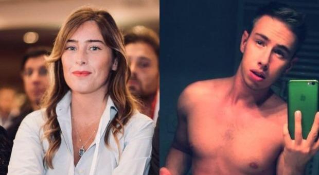 Maria Elena Boschi sogno erotico dell'attore porno: «Ecco cosa vorrei fare con lei»